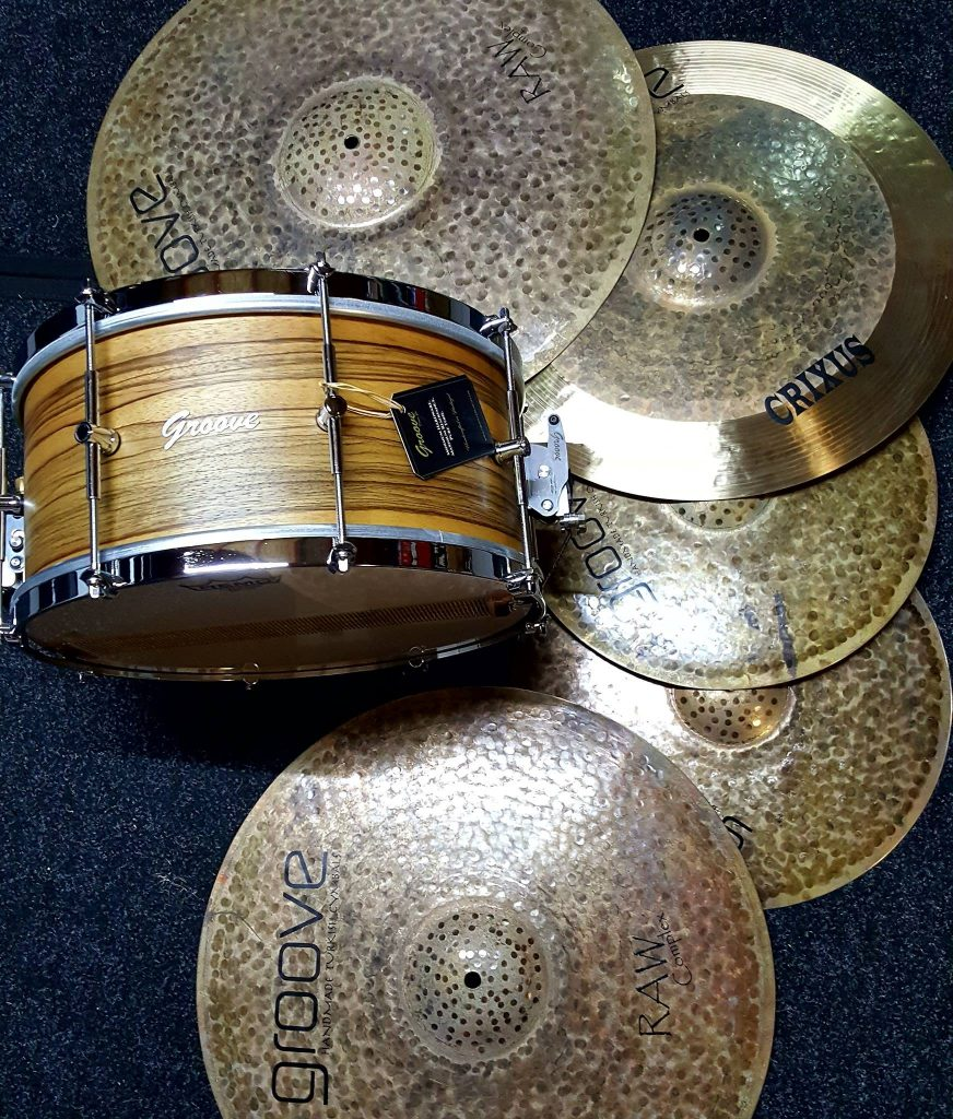 Groove Drum Co. & Cymbals